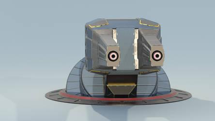 Gun turret3