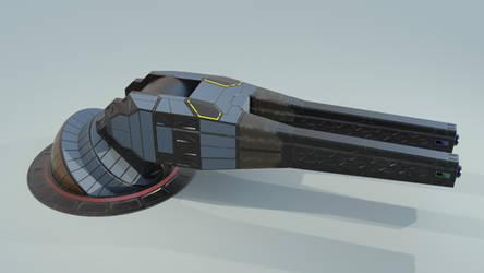 Gun turret4