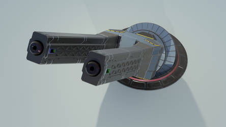 Gun turret5