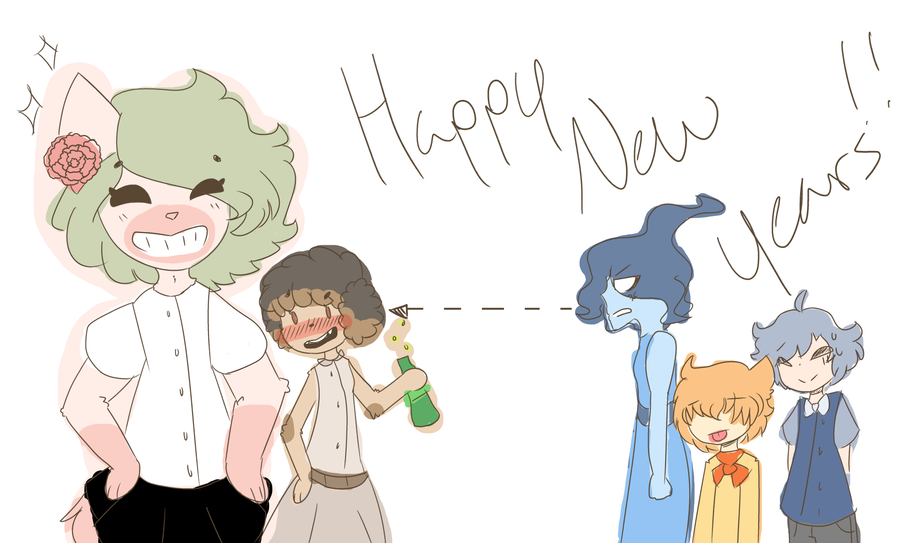 Happy New Years 2017 by Cheers-27 on DeviantArt