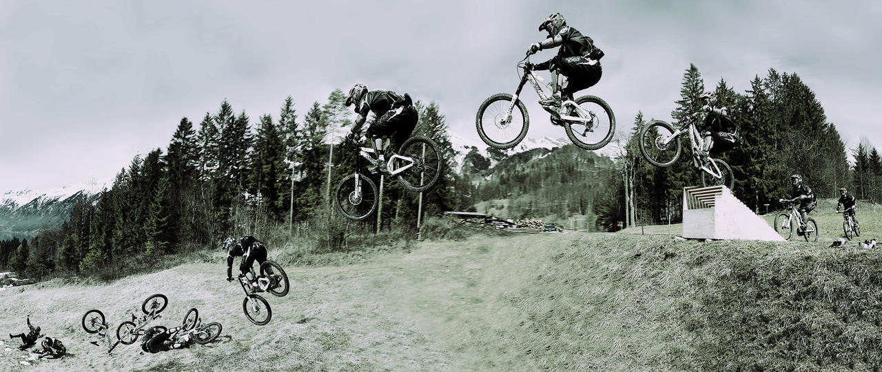 - downhill IV - by TheFleX