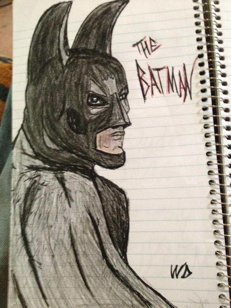 The batman by Sonny-Daze