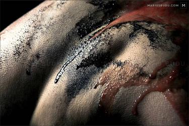 - Abstract Nude - by mariusbudu