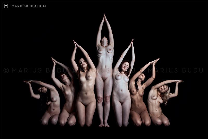 - Flesh Structures 03 - by mariusbudu