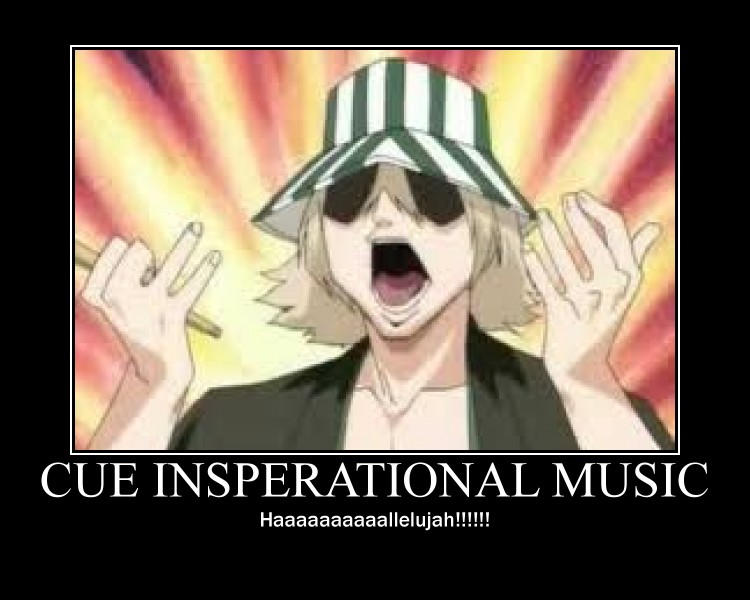 Anime Motivational Poster 7 By Narutosultimatefan On Deviantart