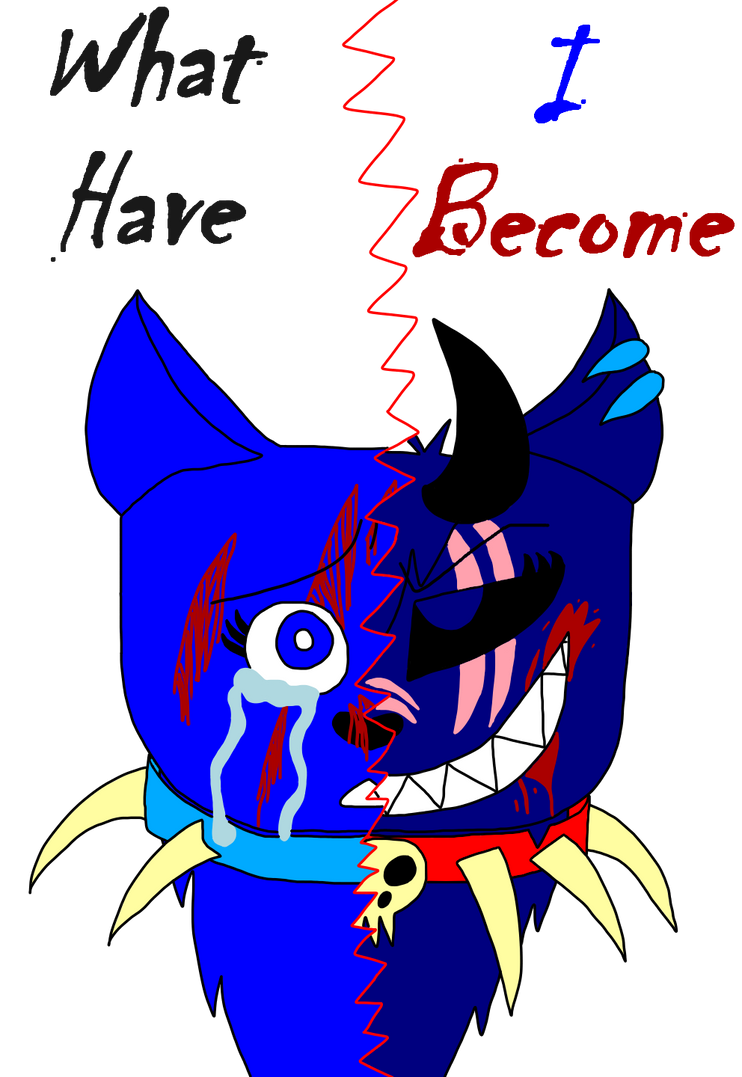 What I Have Become(Cover redo) by ShadowTheLeader