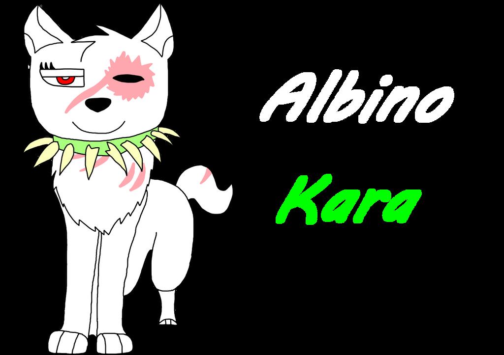 Albino Kara by ShadowTheLeader