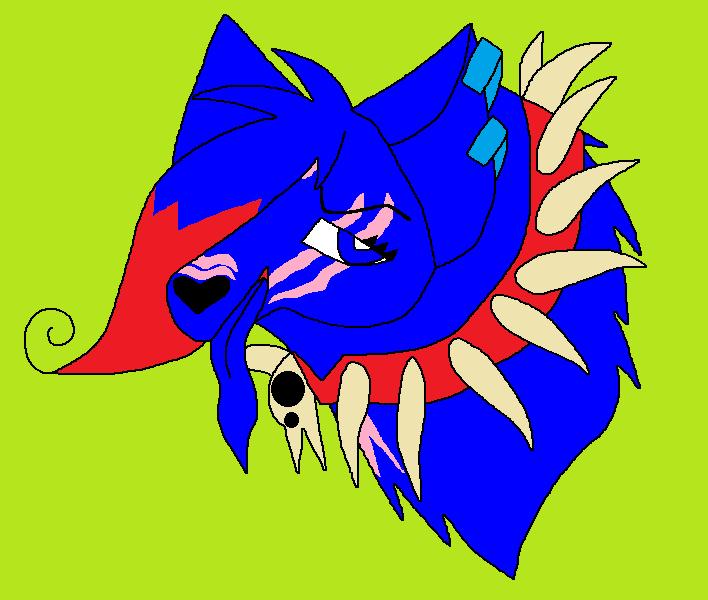 Long tongue by ShadowTheLeader