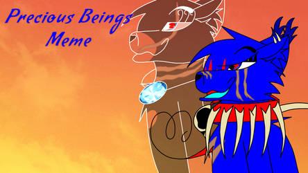 [READ DESC] Precious Beings Meme(Happy New Year)