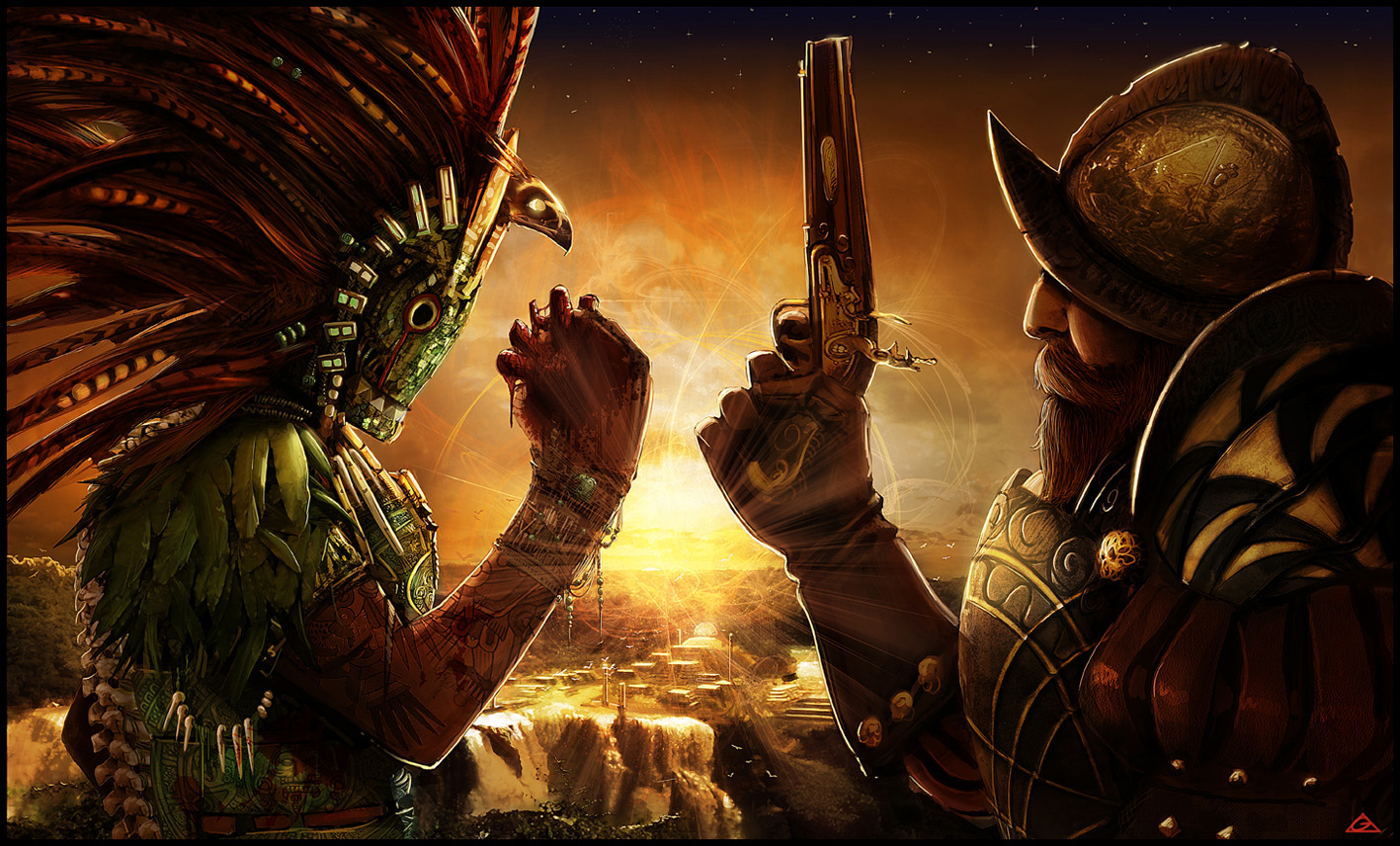 the duel by jamga