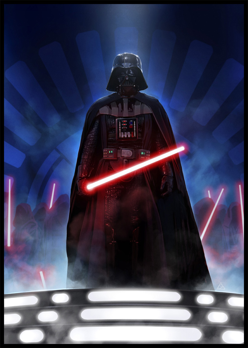Star Wars - Darth Vader and Co