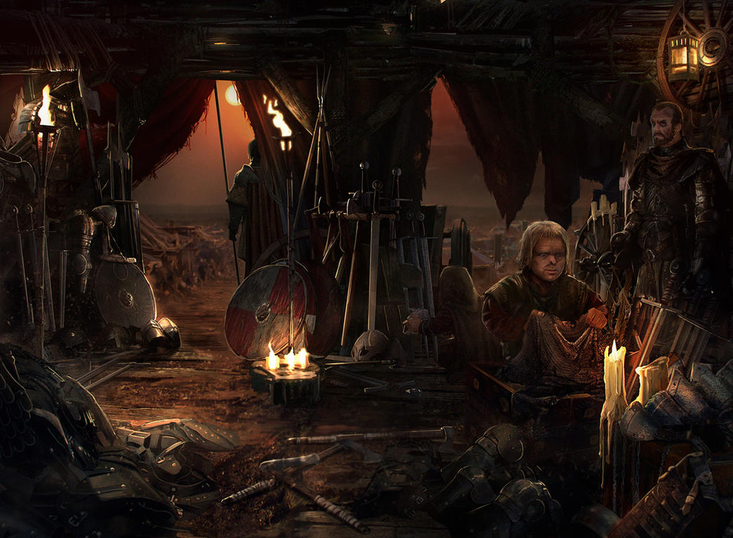 Game of thrones Book cover by jamga