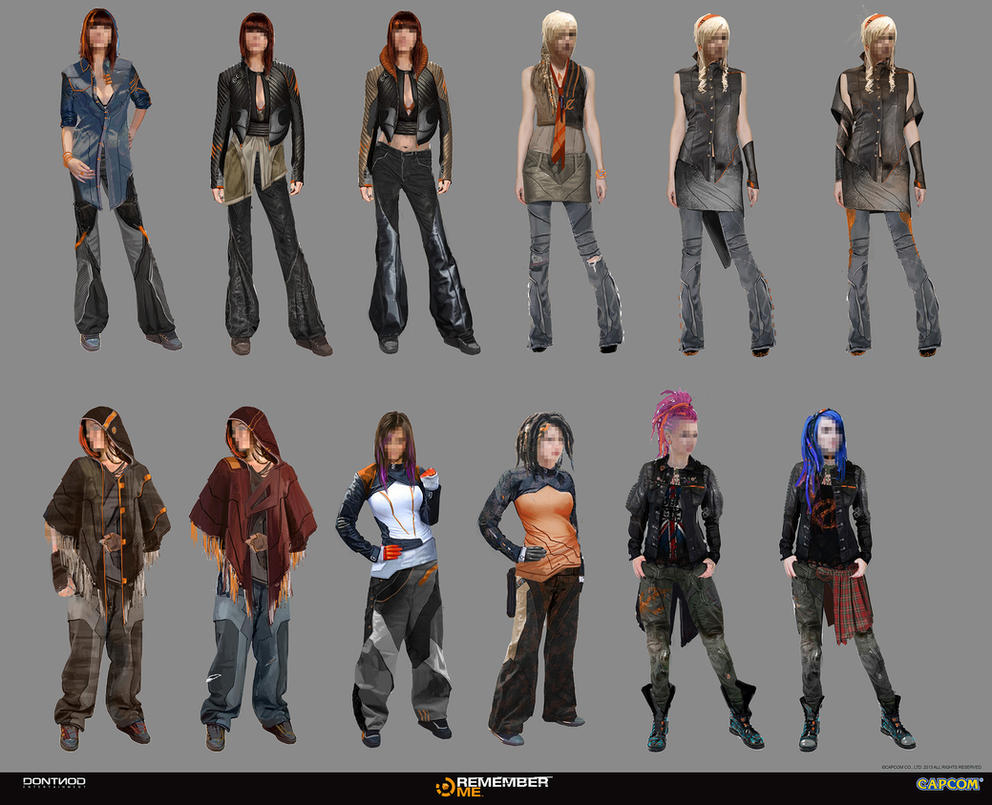 Research Erroristes Female by jamga