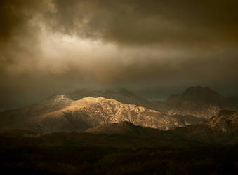 Cambrian Mountains...