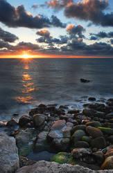 Sunrise ...