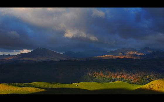 Cambrian Mountains