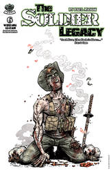 Soldier Legacy issue 6 Cover