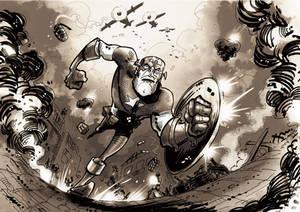 WW2 Captain America