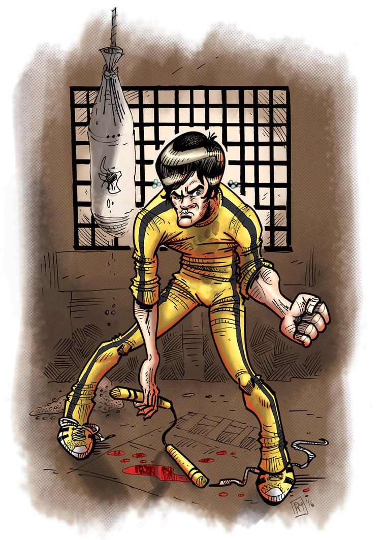 Game of Death by pmason83