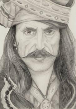 Persian Pirate Captain