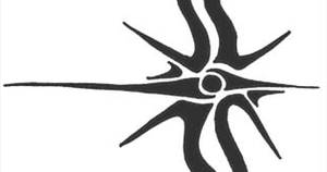 Star Armband Tattoo Design