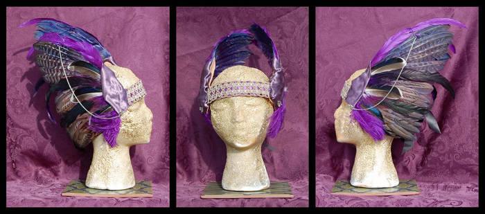 Royal Purple Valkyrie