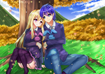 [Commission]: Kana and Iato
