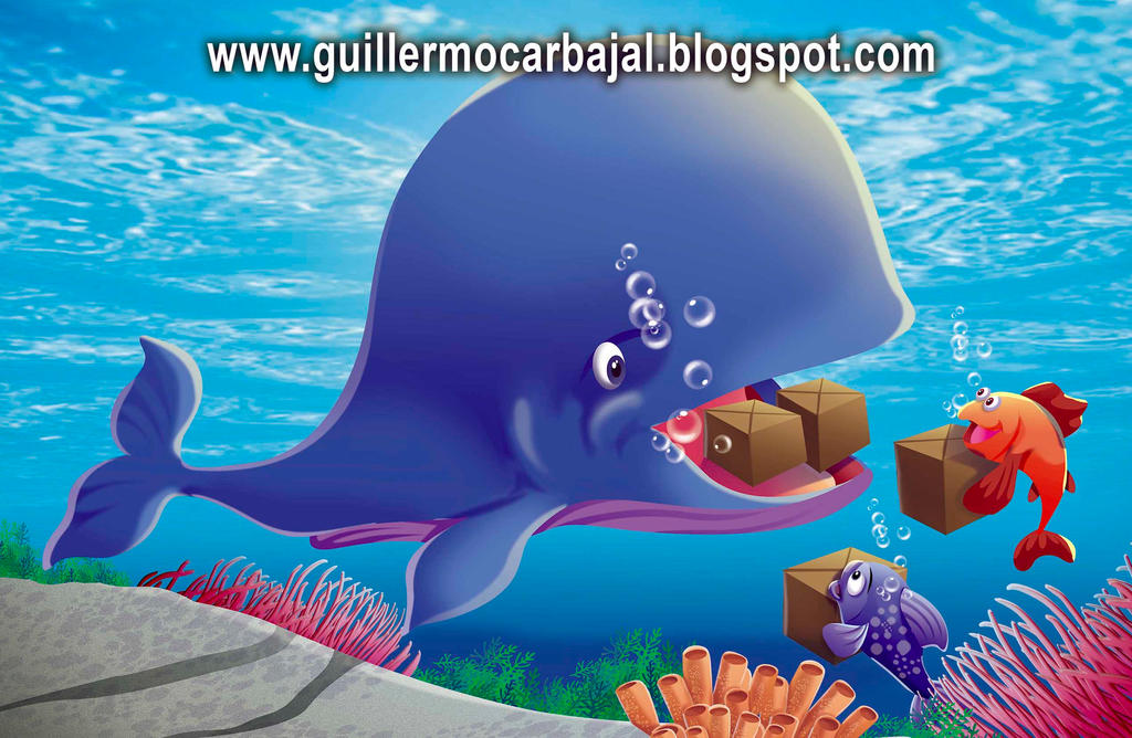 Octopus 4 By Guillermo Carbajal by guillecarbajal