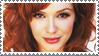 Christina Hendrix Stamp by imaginarymagdalena