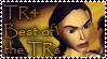 Tomb Raider 4 Stamp by imaginarymagdalena