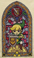 Link Cross Stitch