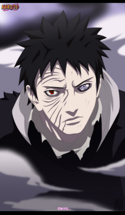 Tobi ... is Obito ... by aConst