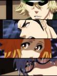 Urahara, Isshin, Masaki, Ishida - Bleach CH535