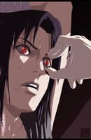 Sasuke Uchiha by aConst