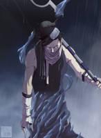 Momochi Zabuza - Naruto by aConst