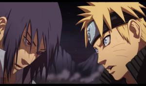 Naruto and Sasuke - Naruto CH692