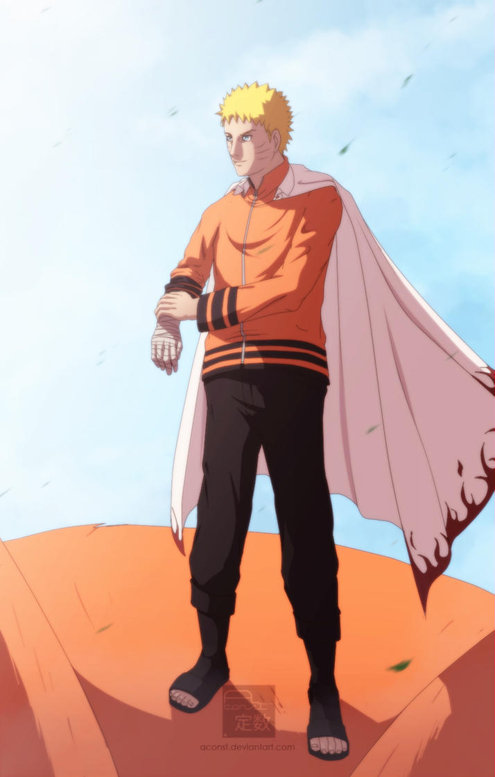 Naruto Fanart - Last Chapters by aConst