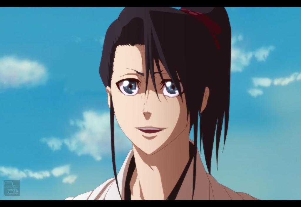 Young Byakuya - Bleach by aConst