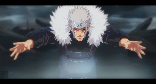Second Hokage - Tobirama Senju by aConst