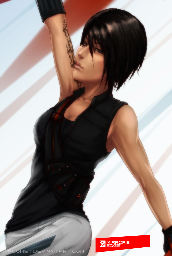 Art - Mirrors Edge by aConst