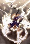 God of thunder - Bleach CH662