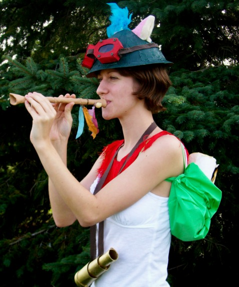Teemo Cosplay-League of Legends by VyletMyst on DeviantArt