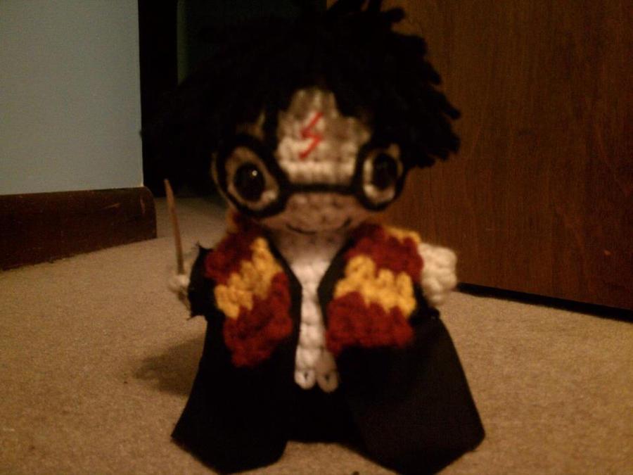 Amigurumi Harry Potter : Harry Potter Amigurumi by VyletMyst on DeviantArt