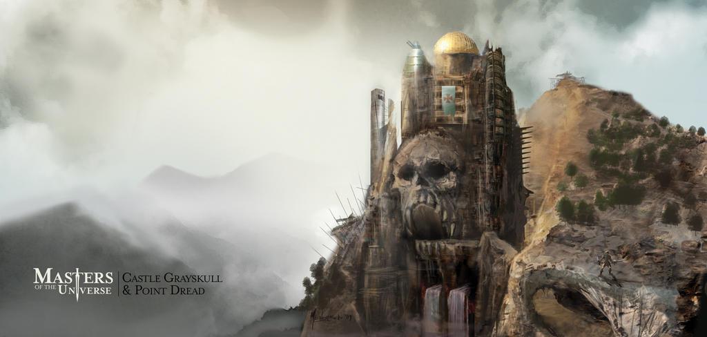 Castle Grayskull by rmendesjr