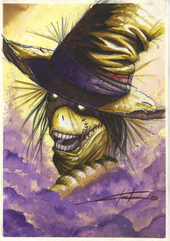 scarecrow color