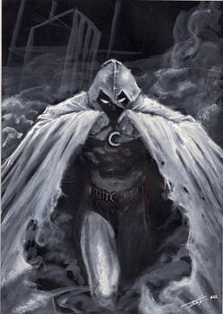 quikly sketch moon knight