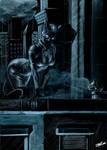 catwoman noir