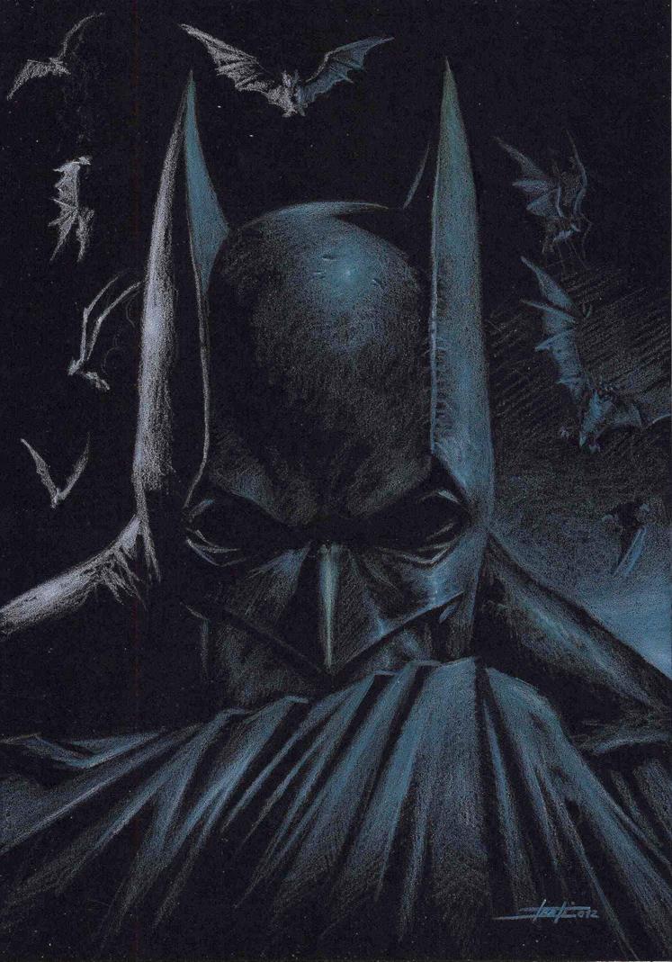 batman 4 by LucaStrati