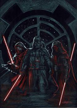 Trio Dark side