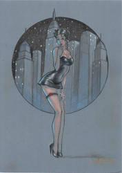 Betty Boop redesign